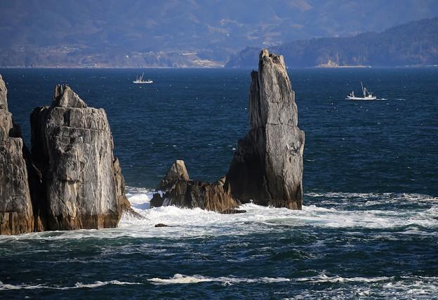 Photos: 漁で生きる