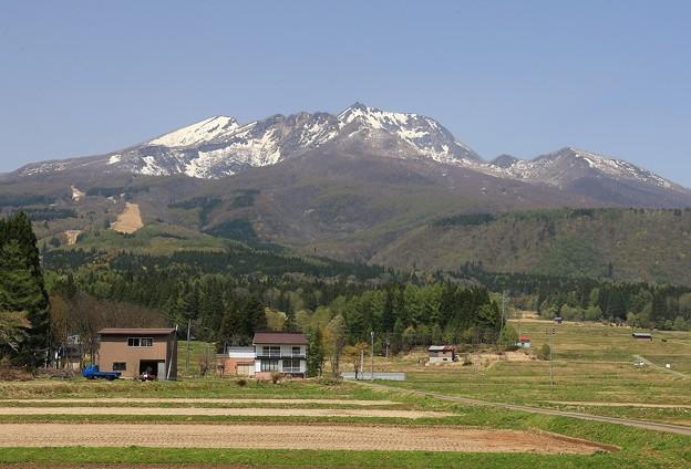 写真: 妙高高原の里