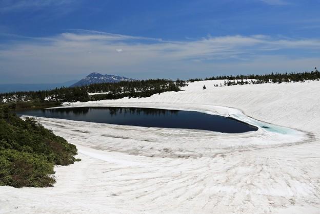 写真: 八幡平の壮大な眺望