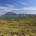 写真: 南部富士の岩手山