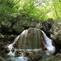 Photos: 三日月の滝・福島