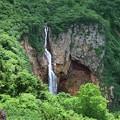 写真: 夏の蔵王不帰の滝