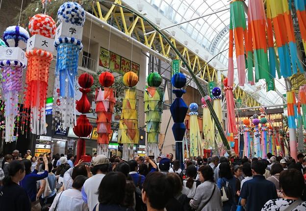 Photos: 賑わいの七夕祭り