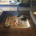 写真: ふるさとの囲炉裏