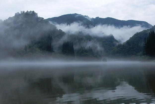 幽寂の霧幻峡