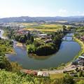 写真: 最上川の壮美さ