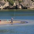 写真: 松島の隠れ釣り場