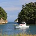 初秋の松島