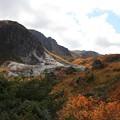 剣岳の荒々しさ