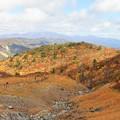 写真: 錦秋の栗駒山