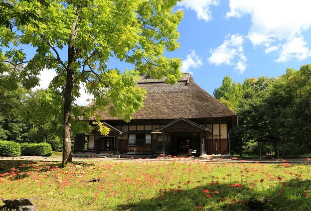 写真: 津軽の古民家