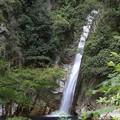 写真: 布引の滝(雌滝)