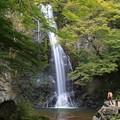 写真: 箕面滝