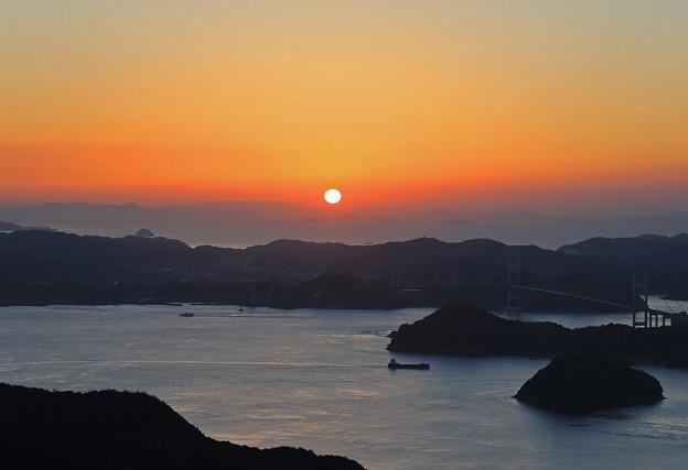 写真: しまなみ海道