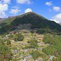 写真: 天空の村