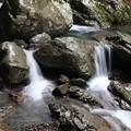 写真: 九十九滝渓谷