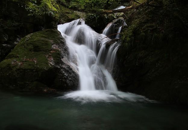 写真: うぐいす滝