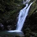 伝説の雨乞の滝