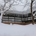 写真: 豪雪地帯