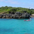 写真: 下地島絶景の海