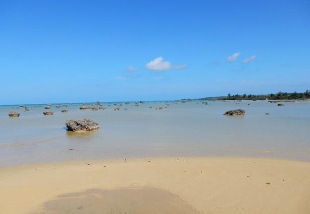 伊良部島の珍景