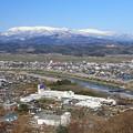 Photos: 船岡公園からの眺望