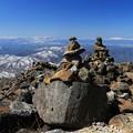Photos: 刈田岳頂上の眺望