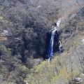 南蔵王の三階の滝