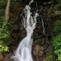 泉ヶ岳の白糸の滝