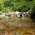 秘境の滝撮り物語