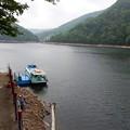 Photos: 渡し船の森吉丸