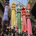 Photos: 七夕で賑わう杜の都