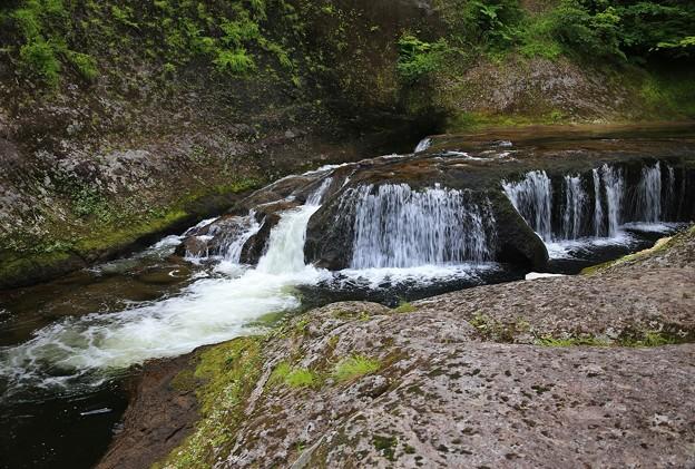 Photos: 三角滝