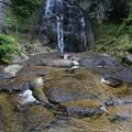 Photos: 安の滝(上段)