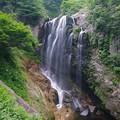 安の滝(下段)