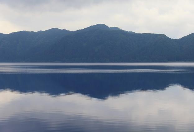 深さ日本一の湖