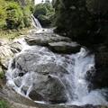 写真: 滝川の観音の滝
