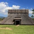 Photos: 吉野ヶ里の竪穴住宅