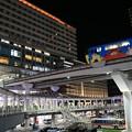 夜の小倉駅