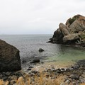 呼子の立神岩