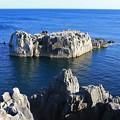 Photos: 巨釜の八幡岩