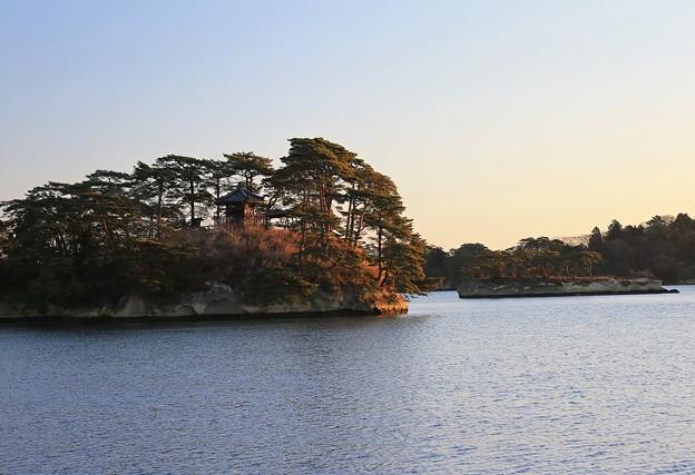 雄島の座禅堂