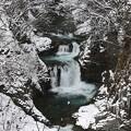 Photos: 雪降る鳳鳴四十八滝