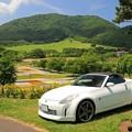 高原のスポーツカー