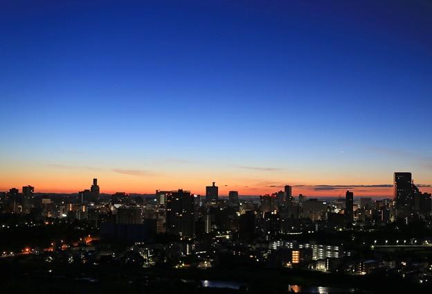 Photos: 夜明けの詩