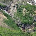 蔵王の振子滝