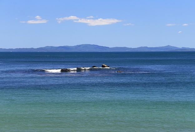Photos: 奥松島の青い海