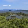 松島湾の大展望