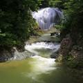 乱川の関山大滝