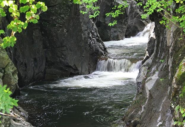 大滝川渓谷